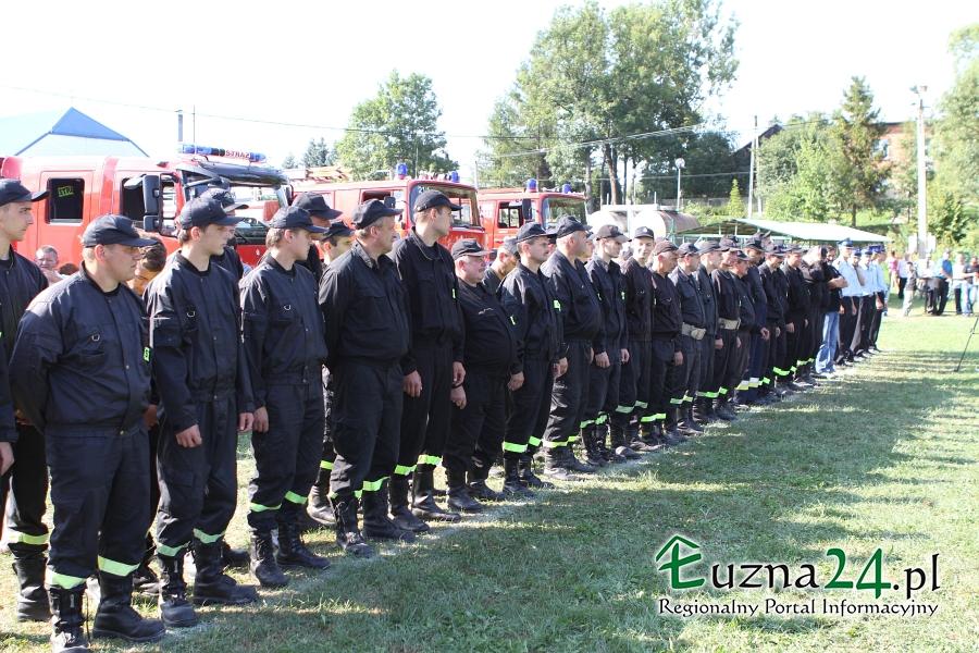 Gminne zawody sportowo-pożarnicze oraz I festyn strażacki