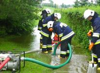 Akcja powodziowa
