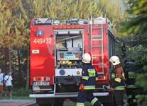 Pożar w Szalowej