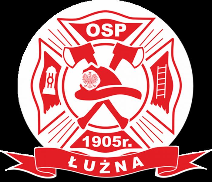 OSP Łużna Logo
